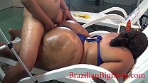 bikini in girl ass thick Trailer