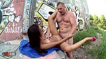 Brazilian pornstar Francys Belle in some brutal...