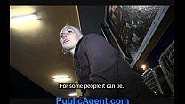 PublicAgent Full Sex on a Train with a Hot Blonde porn videos