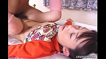 hammered getting teen asian pigtail cute and Adorable