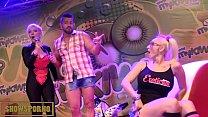 Blonde squiring girl fucking big cock porn videos