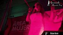 2014 barcelona de erótico salón en apasionada, de moda de Desfile