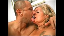 dick big and hot takes slut blonde horny abuelitas