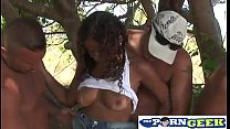 Foreign Group Sex Outdoors porn videos