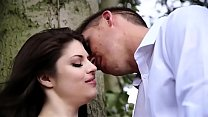 Amazing Lucia Love is fucking with her lover