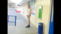 street the in naked wanking guy russian Drugged