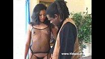 Ebony cock sucker