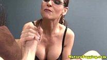 cock tugs mature spex loving handjob deseaba