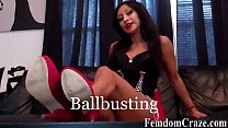 I am going to hogtie and humiliate you