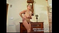 Hairy busty mature milf strips and toys - XVIDE...