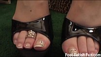 worship my feet and you ll get a footjob