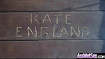 Big Wet Ass Girl (Kate England) Get Oiled And H...