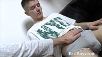 18 boy – first handjob