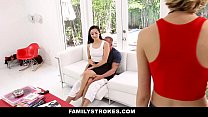 step-daughter horny cute from gift day fathers - Familystrokes