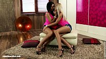 Hotpants Honies - by Sapphic Erotica lesbian se...