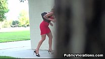 Nikki Sexx - Public Violations porn videos