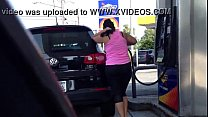 gas pumping ass phat a with rican puerto Sexy
