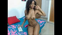 colombiana morena webcam Latina