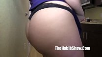 maria jade PAWG gets fucked by big white cock b...