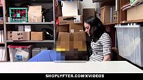 ShopLyfter - Petite Spinner Tied To A Chair For... thumb