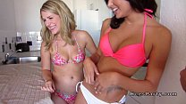 Hot amateur babes fucking at home party porn videos