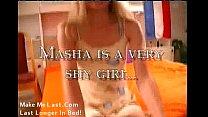 Masha does porn first time yam yam