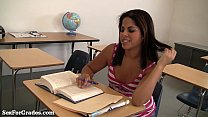 hot schoolgirl gets pounded by her teacher