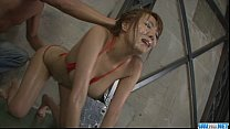 tai phim sex -xem phim sex Filthy babe in tight red bikini sucking random ...