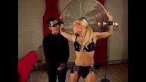 fan a to tied Woman
