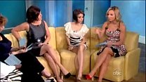 theview on upskirt hyland Sarah