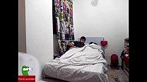 He sexually abuses his sister while she sleeps