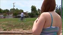 """Negão  rouba bicicleta de gordinha e a atrai pro """"abatedouro"""""""