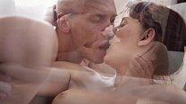 Slender babe loving sex blowjob