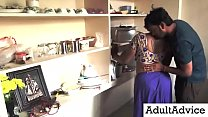 Desi Bhabhi Sex   पड़ोसी युवा लड़के नवीनतम रसोई...