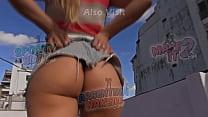 hot. boobs. big exposing. ass voyeur. upskirt. teen blonde Busty