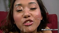 POV Asian teen hooker craving for a big load gives hardcore tugjob - download porn videos