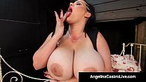 Curvy BBW All Star Wet Pussy Fest! Starring Ang...