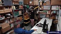 Shoplifter Ivy Aura banged by LP offcier porn videos
