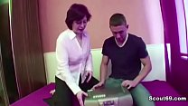 Step-Mom Need a Fuck and Seduce Him to Do it Wi...