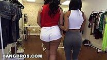 BANGBROS - Aaliyah Grey and Selena Adams Fuck A... thumb