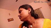 Village Aunty With Tamil Rich Man -- Telugu Rom...