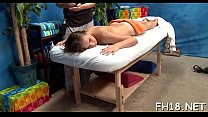 Порно масажист выебал поцеентку