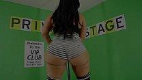Thick Ass Stripper Bella Shakes That Ass