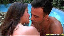 mikeinbrazil by bikini bitty itty in freak a of hell a was fabyane latina Hot
