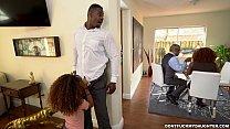 Horny Black Daughter