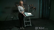 XXX BDSM XXX Slave girl with massive breasts gets i... Videos Sex 3Gp Mp4