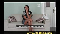 casting   brunette milf with a body to die for