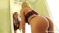 Brooklyn Chase teases