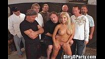 Jasmine Tame's Tampa Bukake Gangbang Party With...