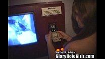 19yo Hippie Slut Sucks Dick in Glory Hole! thumbnail